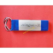 Bateria 7.4v 1a Para Dvd Portátil