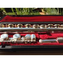 Flauta Transversa Yamaha F 100 S I I - Made In Japan