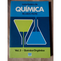 Livro - Quimica, Curso Basico Volume 3 Ricardo Feltre