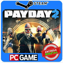 Payday 2 Pc Steam Cd-key Global Envio Imediato