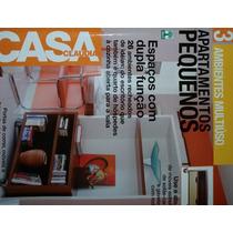 Revista Casa Cláudia Nº 14 Especial Apartamentos Pequenos
