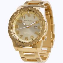 Relógio Rip Curl Cortez 2 Gold Dourado A2513g