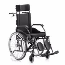 Cadeira De Rodas Fit Reclinável Conforto Luxo Jaguaribe