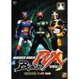 Série Kamen Rider Black Rx Dublado Em Português Dvd