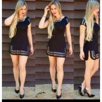 Vestido Pedraria Balada Panicat Juju Lindo Melhor Preço Ml