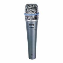 Microfone Com Fio Shure Beta57a 100% Original