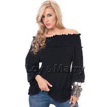 Moda Plus Size,tamanhos Grandes/ Xxg Blusa Gordinha S/renda