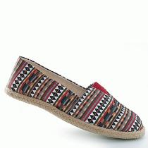 Alpargata Feminina Numeração Especial Sapato Show - 1002
