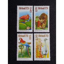 Flora E Fauna Brasileira/73 - Selos Brasil