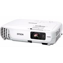 Projetor Epson X24+ Powerlite 3500 Lúmens Wifi Hdmi + Bolsa