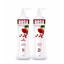 Rosa Perfeita Kit Progressiva Profissional