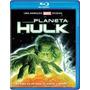 Blu-ray Original Do Filme Planeta Hulk