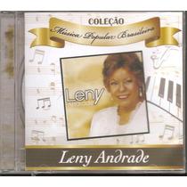 Cd - Leny Andrade - Música Popular Brasileira - Novo Lacrado