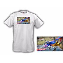 Camiseta Aeromodelismo Air Red Bull - Hobbie Brasil