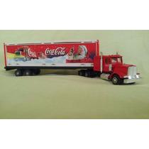 Carreta De Natal Coca-cola - Brinquedo