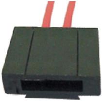 Porta Fusível Para Lâmina Grande Máx. 4,0mm Genérico Pct/5