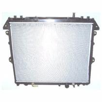 Radiador Hilux Srv Sw4 3.0 Ano 2006 Acima Diesel Automatico