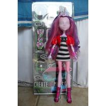 Rara Boneca Monster High Unicórnio - Crie Seu Monstro
