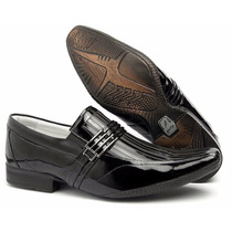Sapato Masculino Social Verni Stilo Alcalay 78042 King Shoes