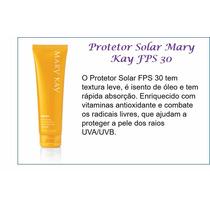 Protetor Solar Mary Kay Fps 30 Livre De Óleo