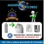 Filtro Refil Masterfrio Purificador Rotulo Branco 19,5