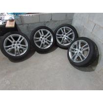 Jogo De Rodas Hyundai I30 - 225/45 Aro 17