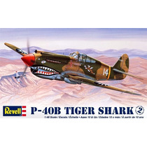 Revell P-40b Tiger Shark