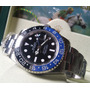 Relógio Gmt Master Ii Batman - Modelo Eta A2836