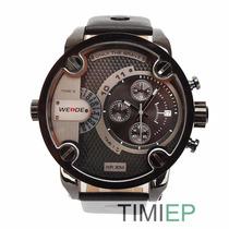 Relógio Quartz Desporto Mens Watch Weide Wh-3301 - Importado