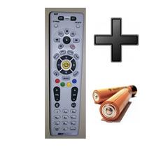 5 Controle Remoto P/sky Hdtv Hd Universal +pilhas Frete Grat