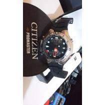Relogio Citizen Aqualand Modelo Jp 1060 - Preto