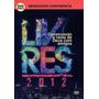 Dvd Duplo Conferencia Livres 2012