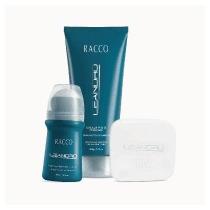 Kit Shampoo Desodorante Sabonete Leandro Racco