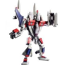 Transformers Starscream Kre-o Blocos De Encaixe Hasbro 30667