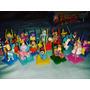 Brinquedos Scooby Doo E Seus Amigos Tipo Kinder Ovo Coleção