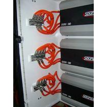 Distribuidor Bloco 5x5 10 Vias 16 A 54mm Rotner Spl Trio