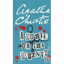 Livro A Morte Da Sra Mcginty Agatha Christie (pocket)