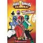 Kit Festa Menino , Artigos Decoração Power Ranger