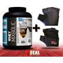 Whey Mix Bolic (2,722kg) + Luva Musculação Grátis