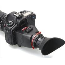 Visor Viewfinder Ocular Dslr Kamerar Lcd 3,2 Nikon D7200 D90