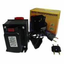 Transformador Conversor De Voltagem 2000w 110v 220v Nacional