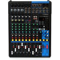 Yamaha Mg12xu Mesa De Som Com Efeitos Dsp + Usb + Compressor