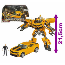 Bumblebee Hasbro Transformers Human Alliance