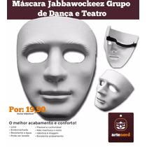 Máscara Fantasia Cosplay - Jabbawockeez Dança & Teatro