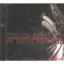 Cd Marcos Ariel E Jean Pierre Zanella - Diplomatie