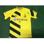 Camisa Oficial Borussia Dortmund - Modelo 1 - Amarela