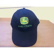 John Deere - Boné - Bordado - Tamanho Ajustável - Novo
