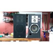 Caixas Acústicas Technics Sb 2525