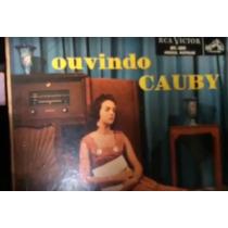Lp Cauby Peixoto Compacto 1957: Ouvindo Cauby (muito Raro)