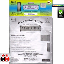 Tela Mosquiteira Anti Inseto/mosquito Janela - 120x120
